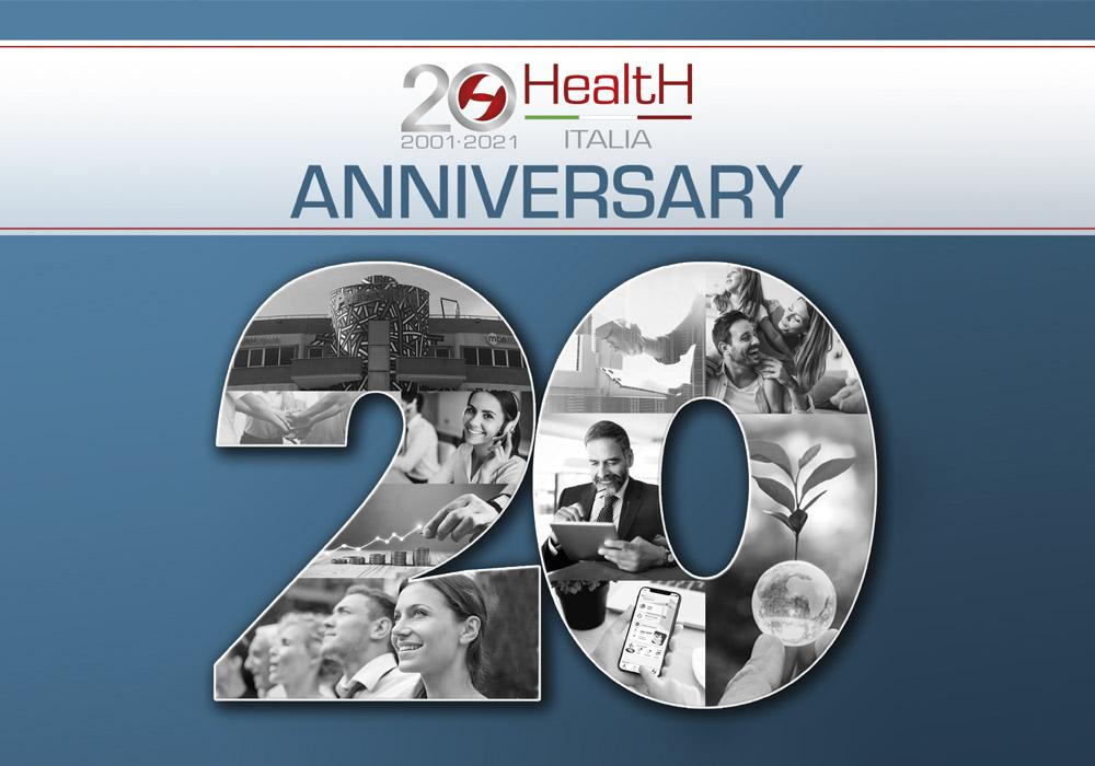 Health Italia: da 20 anni nel mondo healthcare per diffondere salute e prevenzione