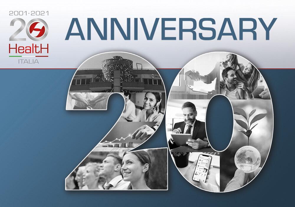 Health Italia compie 20 anni!