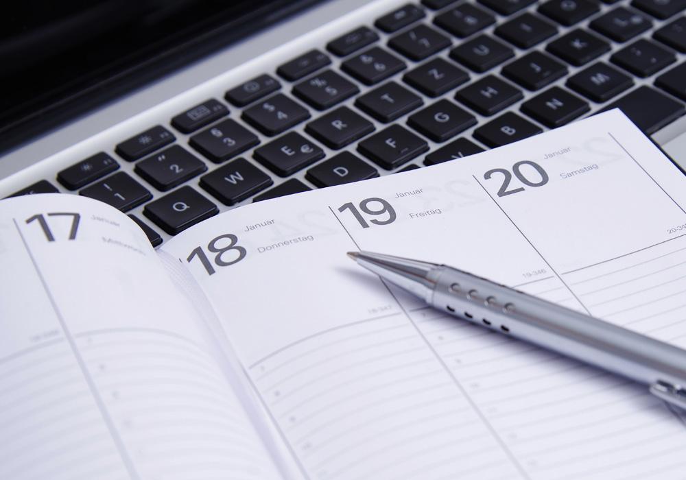 Aggiornamento del calendario finanziario