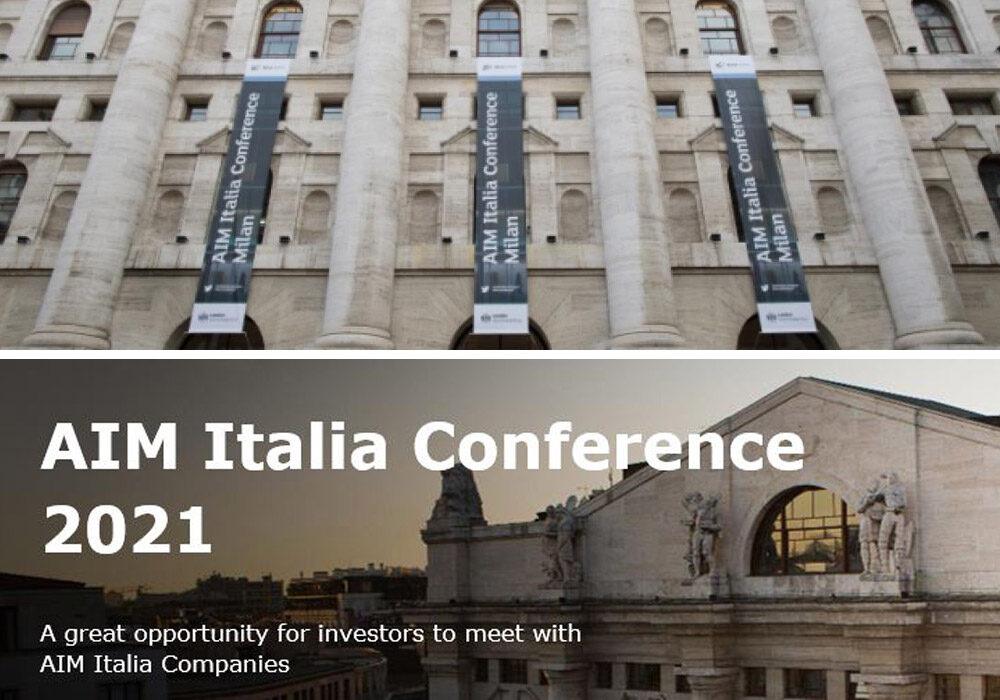"""Health Italia partecipa alla """"AIM Italia Conference 2021"""""""