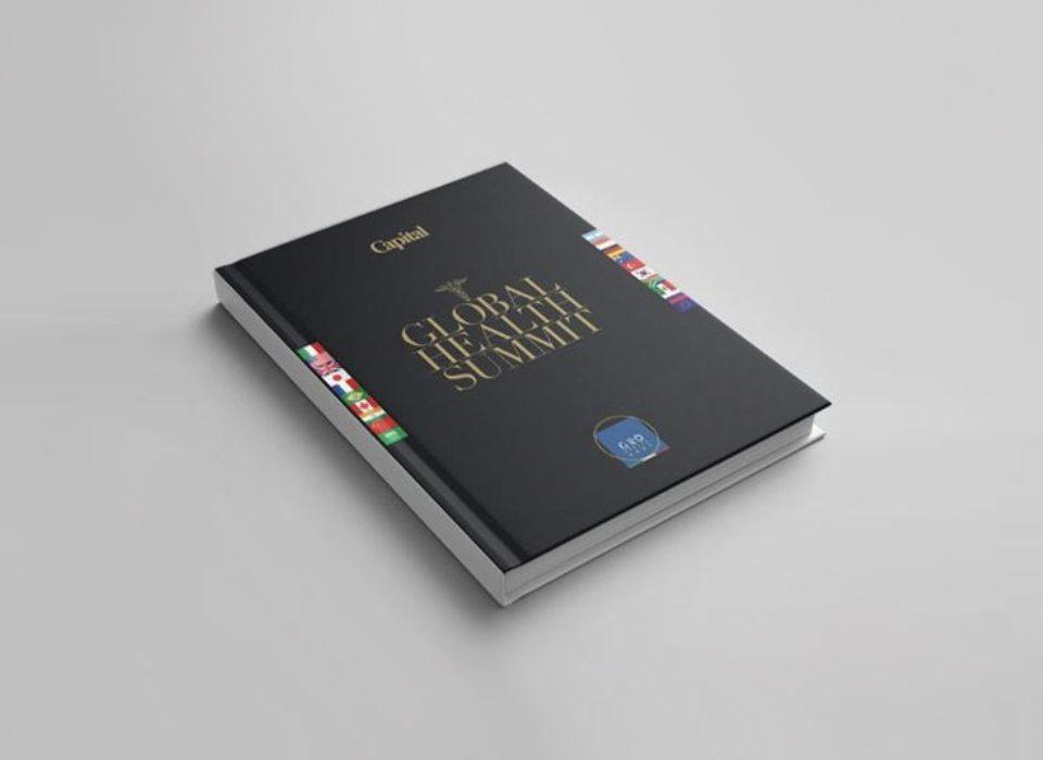 Health Italia sul libro-magazine 'Global Health Summit'